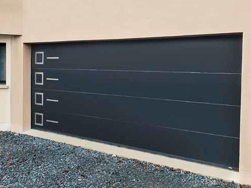 porte-de-garage-sectionnelle-hubline